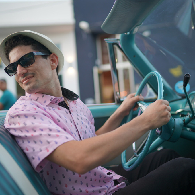 Tour Miami in an Antique Car