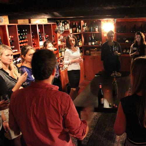 Boston Wine Tour