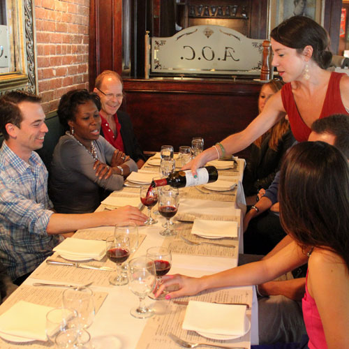 West Village Wine Tasting Experience in New York