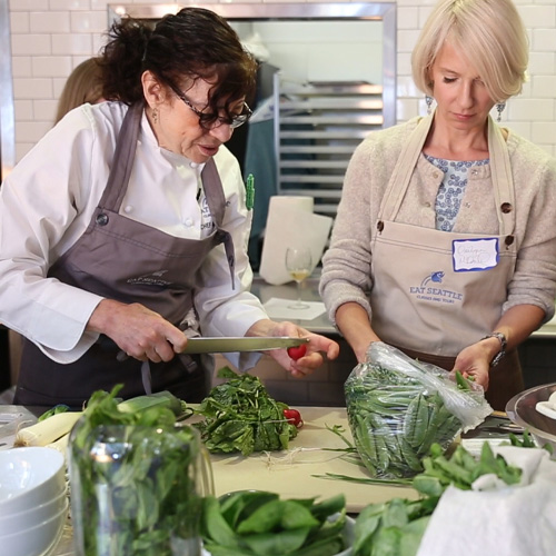Learn to Cook in Seattle