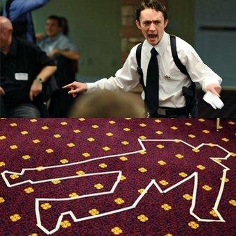 Murder Mystery Dinner Show in Cincinnati
