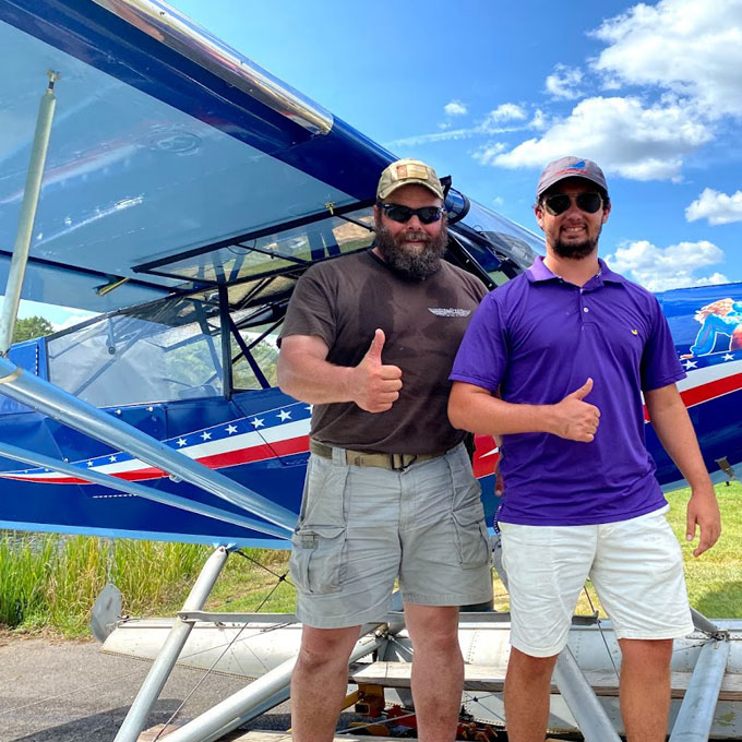 Louisiana Introductory Flying Lesson