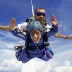 Tandem Skydiving in Northern Virginia