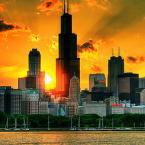 Chicago Sunset Bike Tour