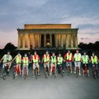 Guided Sunset Bike Tour of DC