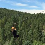 Zipline Tour near Denver