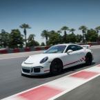 Drive Porsche at Auto Club Speedway