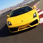 Lamborghini Experience at Fontana