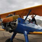Fly a Biplane Near Minneapolis