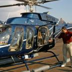 Comfortable Helicopter Ride in New York