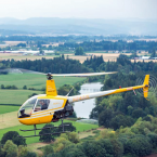 Helicopter Tour in Portland Wine Country