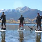 Lake Dillon Paddleboarding