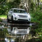 Land Rover Adventure at Equinox Resort