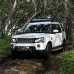 Trail Lesson with Land Rover