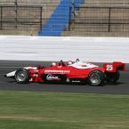 Indy Car Ride Along near Cincinnati