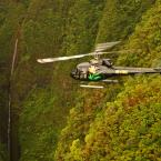 Sacred Falls Helicopter Tour