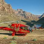 Helicopter and Raft Tour of the Grand Canyon