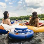 River Tubing and Brewery Tour near Chicago