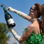 San Francisco Champagne Sabering