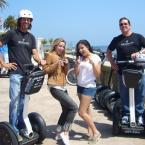 Historical Segway Tour in Santa Barbara