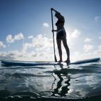 Santa Barbara Paddleboarding Lesson