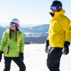 Full Day Skiing or Snowboarding from DC