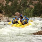 Clear Creek Whitewater Rafting in Denver