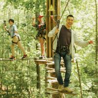 Virginia Zip Line Adventure