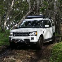 Off-Road Land Rover Lesson