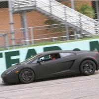 Miami Race Lamborghini
