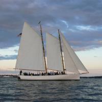 Newport Dark n' Stormy Sail in Rhode Island