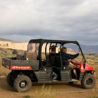 Guided Polaris Ride through Lake Mead Recreation Area