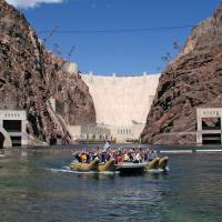 Grand Canyon Heli & Raft Tour from Las Vegas