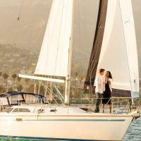 Private Sailing Charter in Santa Barbara