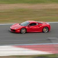 Race a Ferrari at Dominion Raceway