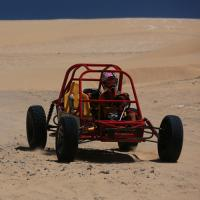 Extreme Dune Buggy Experience in Las Vegas