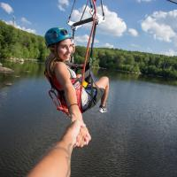 Zip Lining in New Jersey