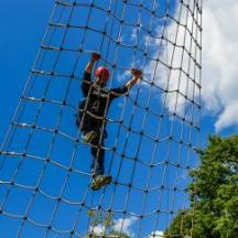 Aerial Adventure Course in Seattle