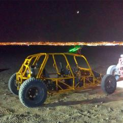 After Dark Dune Buggy Experience near Las Vegas