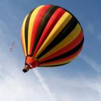Hot Air Balloon Ride in Cleveland