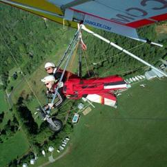 Tandem Hang Gliding Flight in Atlanta