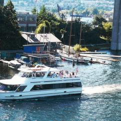 Seattle Wine Tasting Cruise