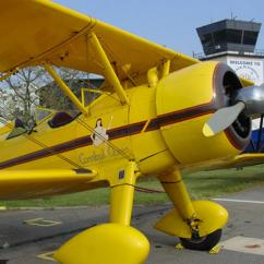 Learn to Fly a biplane