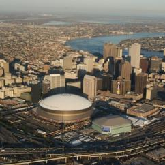 Big Easy Aerial Tour in New Orleans
