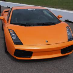 Lamborghini Thrill Ride