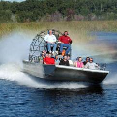 Airboat Swamp Safari in Orlando