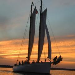Boston Sunset Sail