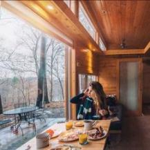 Stay in a Tiny  Home in New York