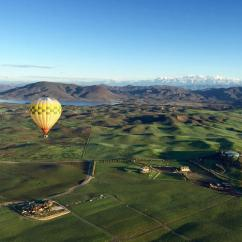 Temecula Balloon Ride at Sunrise