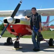 Fly a Cessna in Chicago